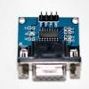 MAX3232 RS232 to TTL / Female Serial TTL / serial module / Brush board MAX3232 chip พร้อมสายไฟ