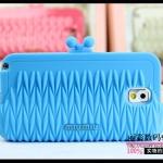 MIU MIU CASE สีฟ้า - GALAXY NOTE 3