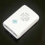 Raspberry Pi 2/3 shell case box white กล่อง เคส Raspberry Pi 2/3 สีขาว ติดพัดลมเพิ่มได้