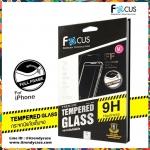 iPhone 7 Plus (เต็มจอ) - ฟิลม์ กระจกนิรภัย FULL FRAME FOCUS แท้