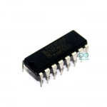 IC PCF8591P ไอซี ADC ขยายขา Analog 4 ช่อง 8bit