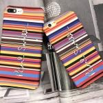 iPhone 7 - เคสแข็งปิดขอบ ลาย Paul Smith