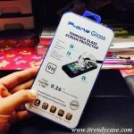 Samsung Galaxy S6 (หน้า) - ฟิลม์ กระจกนิรภัย P-One 9H 0.26m ราคาถูกที่สุด