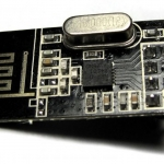 NRF24L01 Module ราคาถูก พร้อมวีดีโอสอนใช้งาน Wireless NRF24L01 2.4GHz
