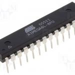 IC ATMEGA8L Arduino สุดคุ้ม Atmega8L 8Mhz พร้อม Bootloader ราคา 30 บาท