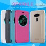 "ASUS Zenfone 3 5.2"" - เคสฝาพับ Nillkin Sparkle leather case แท้"