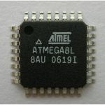 IC Arduino ATMEGA8L แบบ SMD