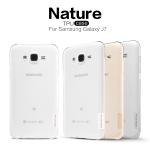 Samsung Galaxy J7 - เคสใส Nillkin Nature TPU CASE สุดบาง แท้