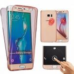 Samsung Galaxy S6 Edge Plus - เคสใส ประกบ TPU