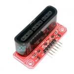 PS2 Joy Adapter for Arduino อะแดปเตอร์แปลงหัว PS2 เป็นขาต่อแบบ SPI สำหรับ Arduino