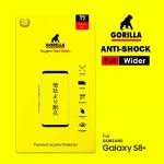 Samsung Galaxy S8 Plus (เต็มจอ/อ้อมหลัง) - GORILLA ฟิลม์ TPU Premium แท้