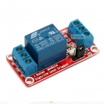 บอร์ดรีเลย์ Relay 5V 1 Channel Isolation High And Low Trigger