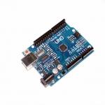 Arduino Uno R3 แบบ SMD เพิ่มพอร์ทขยายขา ราคา 180 บาท พร้อมสาย USB Arduino Uno