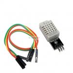 DHT22 / AM2302 Module โมดูลวัดอุณหภูมิและความชื้น Temperature and Humidity Sensor Module พร้อมสายไฟ