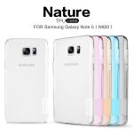 Samsung Galaxy Note5 - เคสใส Nillkin Nature TPU CASE สุดบาง แท้