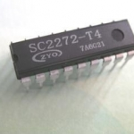IC SC2272-T4 Remote Control Decoder