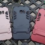 Samsung Galaxy S6 Edge - เคส ทรง defender สุดเท่ (ตั้งได้)