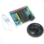 ISD1760 Multi-Messages Voice Record & Playback Module โมดูลบันทึกและเล่นเสียง พร้อมลำโพง