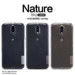 Moto G4 Plus - เคสใส Nillkin Nature TPU CASE สุดบาง แท้