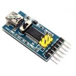 FTDI Platinum Program Downloader USB TTL FT232 Chip