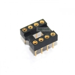 socket 8 ขา 8 pin Socket (DIP-8) Gold-plated