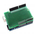 บอร์ด Shield อเนกประสงค์พร้อมขาแบบยาว Arduino Shield Prototype PCB with Long Female Pin Header Socket