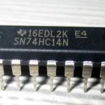 IC 74HC14