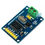 MCP2515 SPI CAN Bus Controller and Driver Module