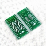 TSSOP28 SSOP28 MSOP28 SOP28 TURN DIP28 28pin IC adapter Socket / Adapter plate PCB Suitable for IC socket