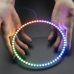 NeoPixel Ring 60 WS2812 RGB LED