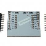 ESP8266 PCB แผ่นปริ๊น ESP8266 พร้อม IC เรกูเลต และขาก้างปลา