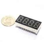 "7 Segment 0.36"" common cathode 4 digit Red ไฟ 7 segment 0.36"" 4 หลัก สีแดงแบบไฟลบร่วม 3461A"