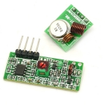 433Mhz Wireless RF Transmitter and Receiver Module