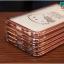 OPPO F1s - เคสใสขอบสี ขอบประดับคริสตัล ลายการ์ตูน thumbnail 4