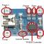 Li-ion Battery Charger Module Board mini 5v USB 1A li-ion Battery charger TP4056 18650 thumbnail 4