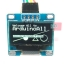 "OLED LCD LED Display Module 128X64 0.96"" For Arduino สีขาว thumbnail 1"