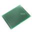 แผ่น PCB อเนกประสงค์อย่างดีสีเขียวแบบ 2 ด้าน ขนาด 7x9 cm thumbnail 1