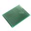แผ่น PCB อเนกประสงค์อย่างดีสีเขียวแบบ 2 ด้าน ขนาด 7x9 cm thumbnail 2
