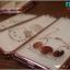 OPPO F1s - เคสใสขอบสี ขอบประดับคริสตัล ลายการ์ตูน thumbnail 15