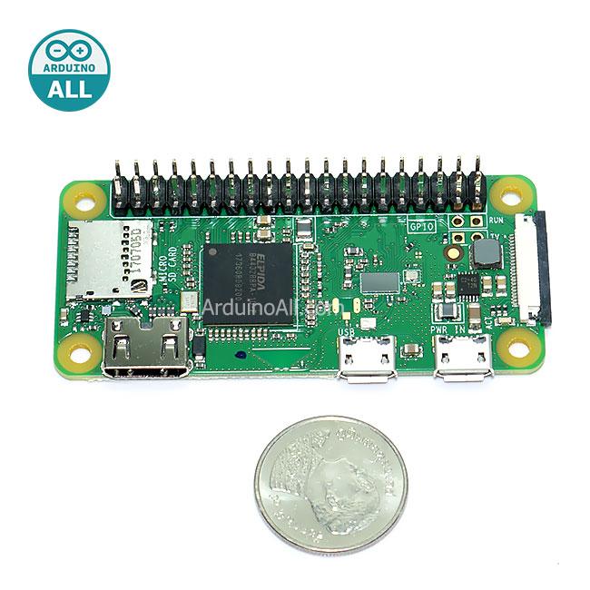 Arduino pi zero