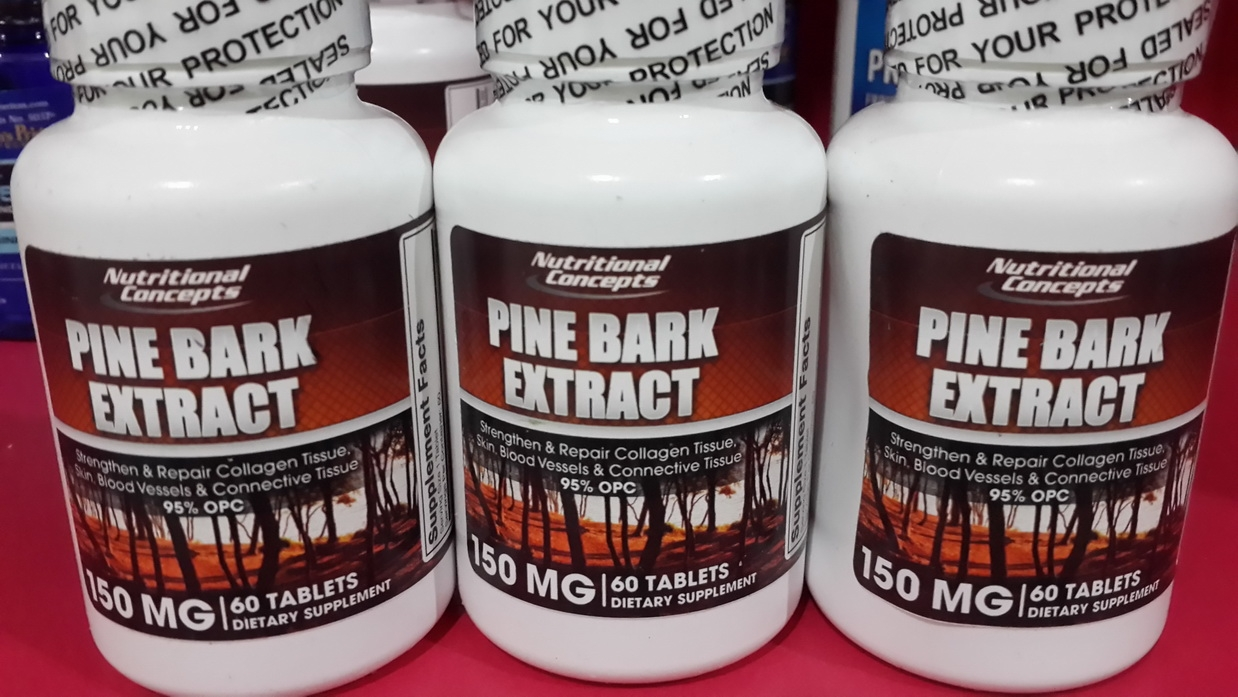 pinebark 150mg