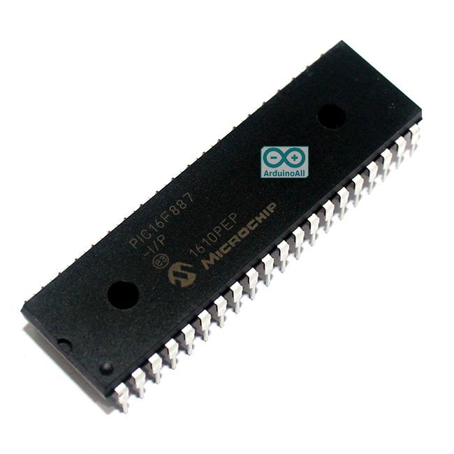 PIC 16F887 IC PIC16F887