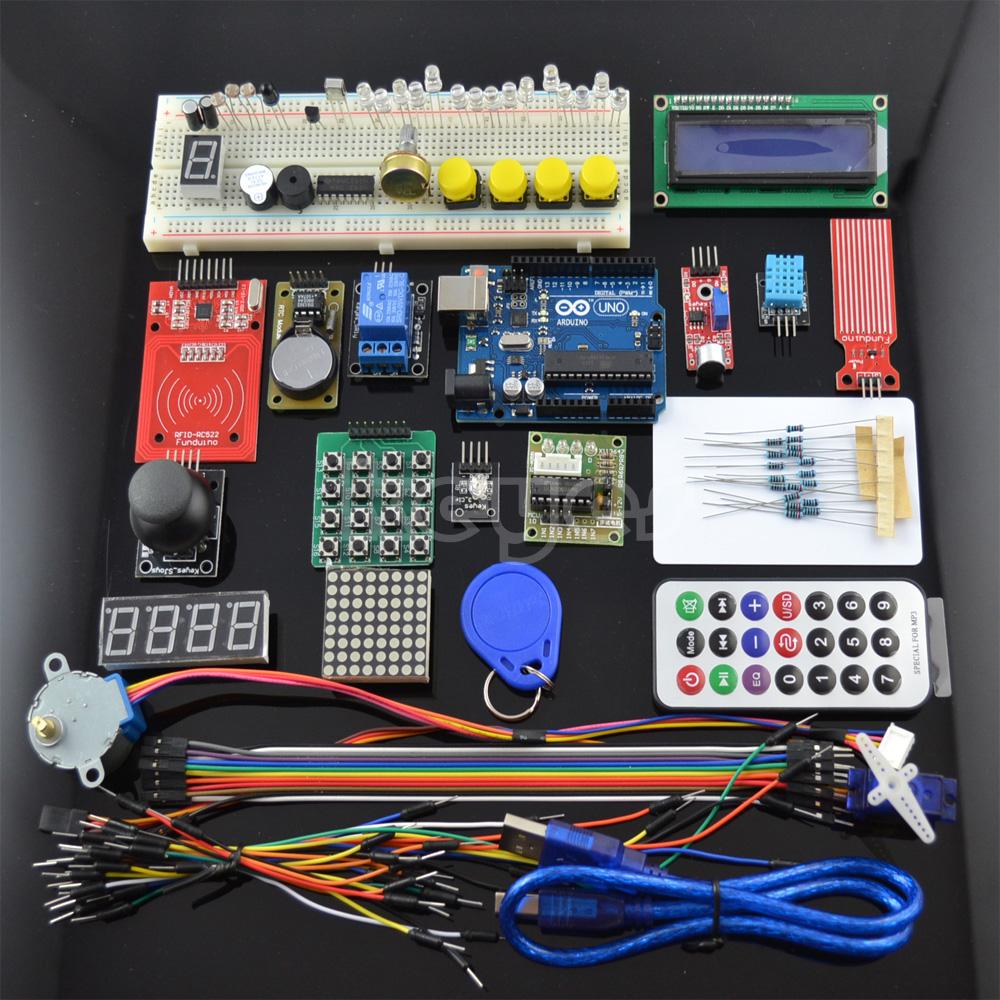 RFID System Leaning Kit based Arduino ชุดทดลอง Arduino Starter RFID Learning Kit for Arduino