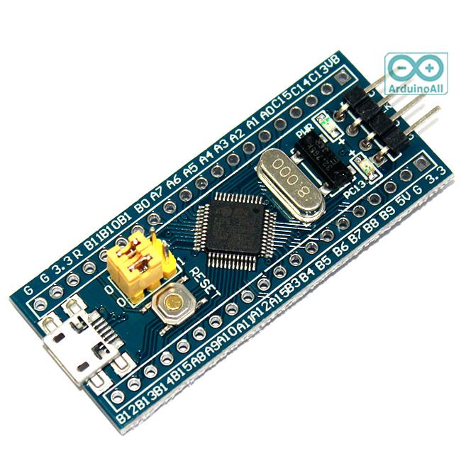 Arduino STM32F103C8T6 Board STM32 ARM Cortex-M3 Arduino IDE Compatible