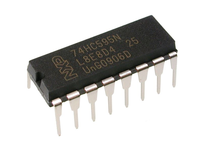 IC 74HC595