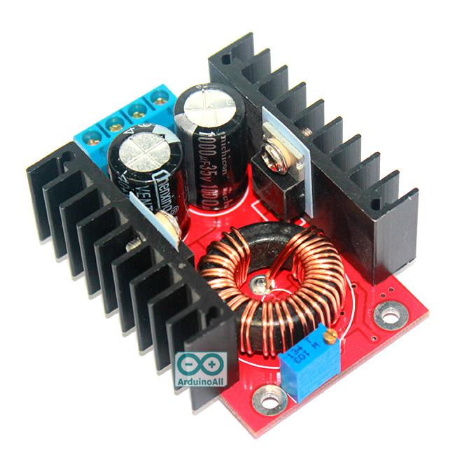 Step up (Boost) Module 10-32V to 35-60V 120W