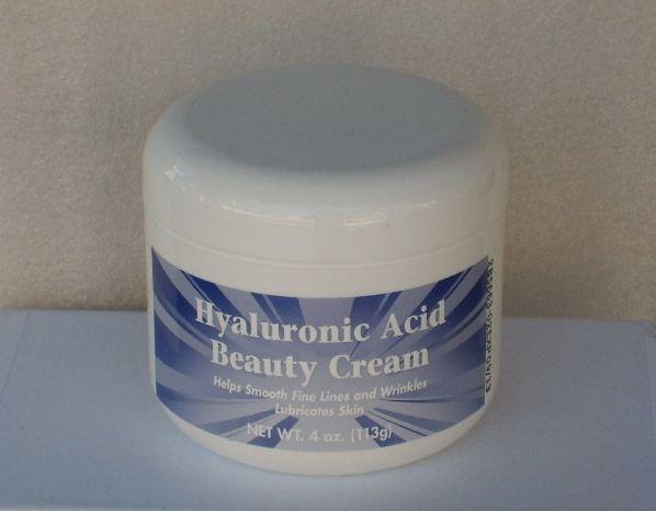 hyaluroic acid cream