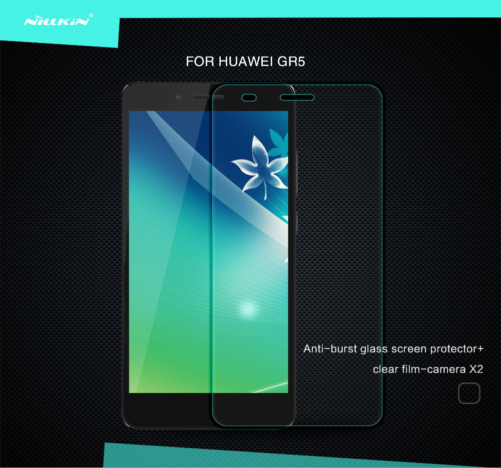 Huawei GR5 - กระจกนิรภัย Nillkin Amazing H แท้
