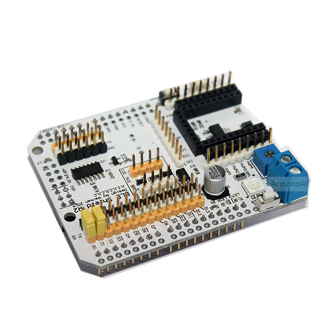 Bluetooth 4.0 BLE Shield Expansion Board for Arduino