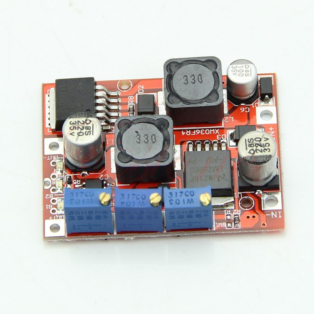 LM2596 2577 DC to DC Adjustable Step Down Step Up Power Module Supply 4V-35V